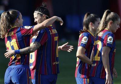 Las tres azulgranas nominadas no irán a recoger el premio de la UEFA