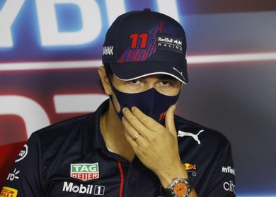 'Checo' Pérez: Tengo hambre, no sólo de Spa, sino del resto de la temporada