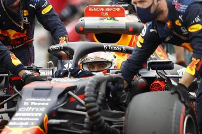 """Verstappen sobre Alonso: """"Se está haciendo mayor, pero sigue siendo rápido"""""""
