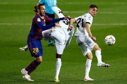Todos los abonados que pidieron entrada asistirán al Barça-Getafe