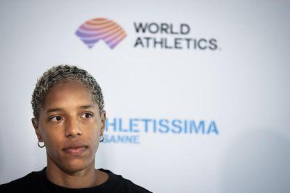 La campeona olímpica Yulimar Rojas hará el saque de honor en el Barça-Getafe