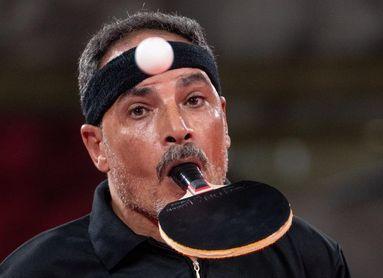 Ibrahim Hamadtou, sin brazos y sin límites para el deporte