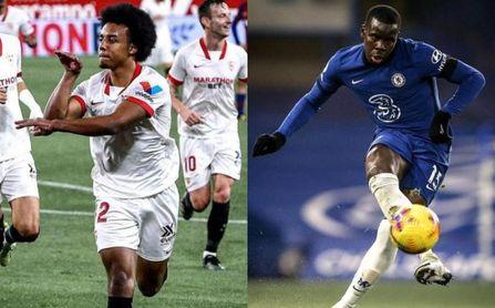 Última hora: Al Chelsea se le cae el traspaso de Zouma y peligra su intentona por Koundé.