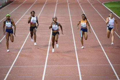 Fraser-Pryce se toma la revancha de la final olímpica