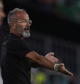 """Cervera destaca que Osasuna """"es un espejo donde reflejarse"""""""