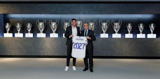 El Real Madrid se blinda: ocho renovaciones en tres meses