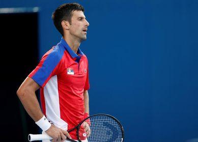Djokovic y Osaka reconocen que son los protagonistas a seguir en el Abierto