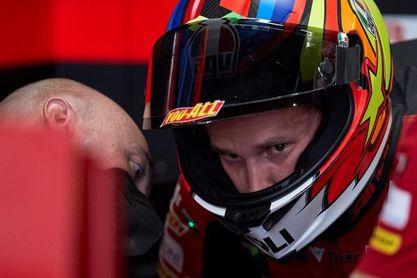 El hispano argentino Gabriel Rodrigo dará el salto a Moto2 en 2022