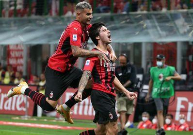 El Milan aplasta al Cagliari al ritmo de Brahim