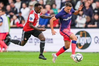 Santiago Arias llega al Granada cedido por el Atlético