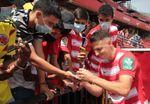 """Arias: """"El Atlético me ayudó mucho en la parte defensiva"""""""