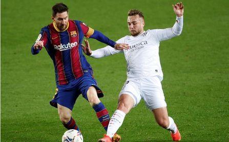 """Javier Ontiveros: """"Mi juego encaja totalmente con el de Osasuna"""""""