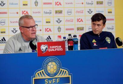 """Andersson: """"Si Luis Enrique no está contento, es una buena señal"""""""