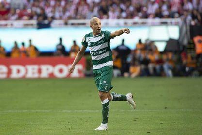 El defensa brasileño Dória afirma que se naturalizará para jugar con México