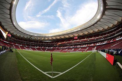 Sanidad eleva los aforos al 60 por ciento en los estadios abiertos
