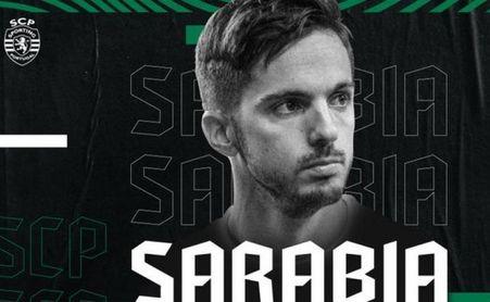 Sarabia acaba cedido en el Sporting de Portugal