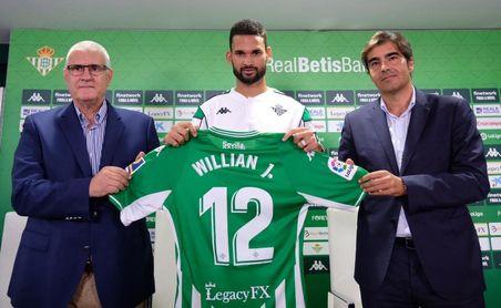 """Willian José: """"Ojalá pueda hacer lo mismo que otros jugadores de Brasil por este club"""""""