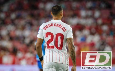 """Diego Carlos, sobre Koundé: """"Está ya con la cabeza en el Sevilla"""""""