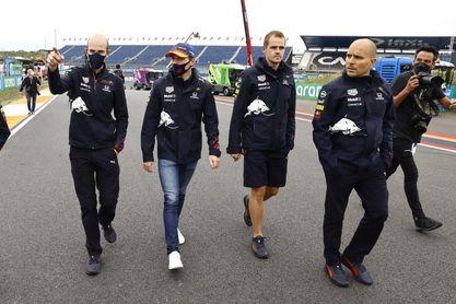 Verstappen prepara un ataque a Hamilton ante el 'ejército naranja'