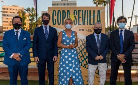 Vuelve la Copa Sevilla de tenis con una de las mejores ediciones de toda la historia