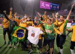 Brasil revalida por quinta vez su dominio en el fútbol 5 para ciegos