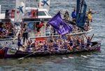 Santurtzi amenaza la hegemonía de Hondarribia en la Bandera de La Concha