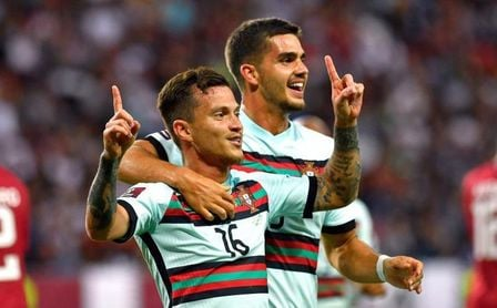 1-3. Portugal encuentra la fórmula sin Cristiano