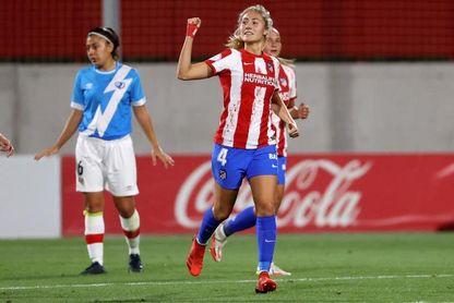 Barça y Atlético golean 5-0 en el arranque
