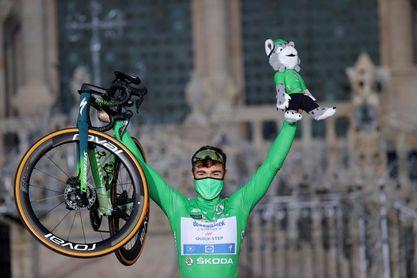 """Jakobsen: """"Terminar la Vuelta es un sentimiento muy especial"""""""