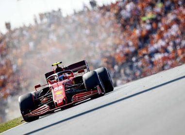 """Sainz: """"Ha sido una carrera muy rara, desde la segunda vuelta no tenía ritmo"""""""