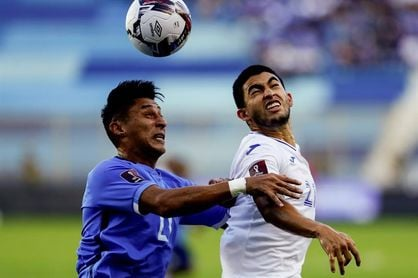0-0. El Salvador cede un segundo empate en casa y Honduras da la pelea de visitante