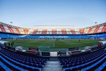El Atlético de Madrid homenajea al Vicente Calderón en su tercera equipación