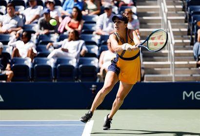Belinda Bencic supera a Iga Swiatek y se instala en cuartos de final