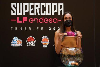 Spar Girona-P.Avenida y Clarinos-Valencia, semifinales de la Supercopa Endesa