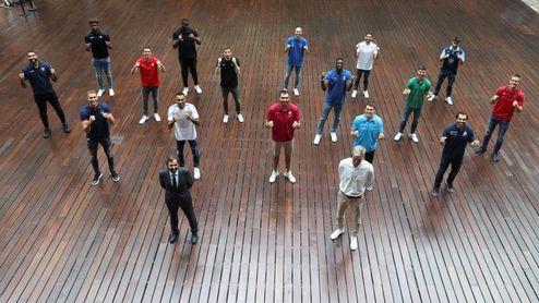 Las estrellas de la Liga Endesa ponen humor al estreno del campeonato