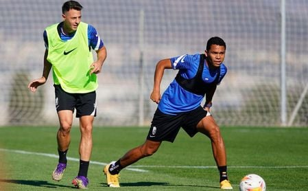 El Granada regresa a los entrenamientos con la mente puesta en el Betis