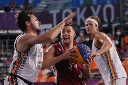 Investigan a equipo belga de baloncesto 3x3 por posible fraude para ir a JJOO