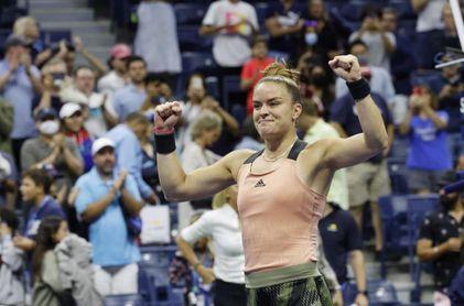 Sakkari alcanza por primera vez los cuartos en el Abierto de Estados Unidos
