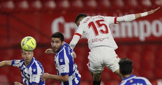 Sevilla y Alavés pactan un amistoso para este jueves en el Sánchez Pizjuán
