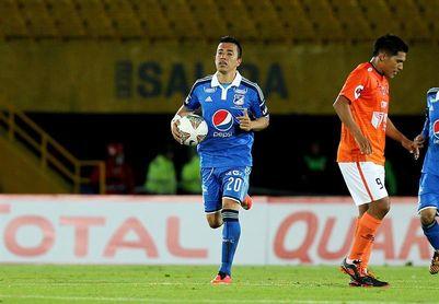 Tolima vence a Envigado y permite el ascenso de Millonarios al segundo lugar del fútbol en Colombia