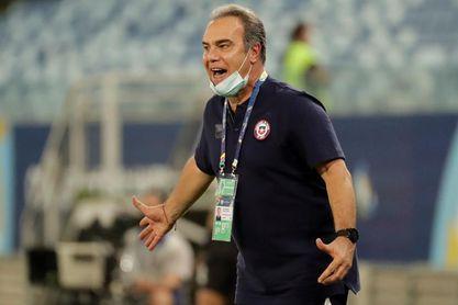 Chile preparara un partido clave con Colombia con las bajas de Vargas y Vegas