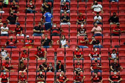 Flamengo se rebela a la decisión de la Confederación de vetar público en los estadios