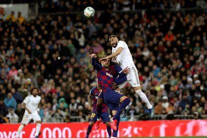 El fútbol regresa al Santiago Bernabéu 560 días después