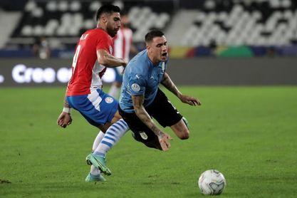 """Giménez afirma que Uruguay debe mejorar sus """"desatenciones"""" en la defensa"""