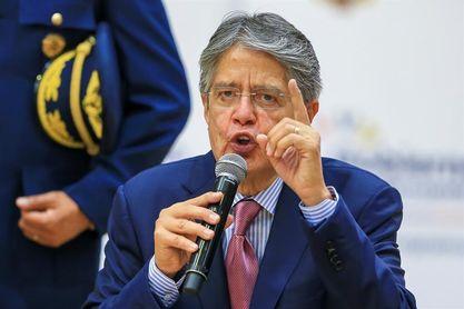 El Presidente de Ecuador entrega premio económico a medallistas de Tokio 2020