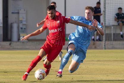 1-0. Un zapatazo de Óscar le da el triunfo al Sevilla sobre el Alavés