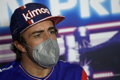 Alonso: ?Hay riesgo de ver un tren de coches el sábado y el domingo?