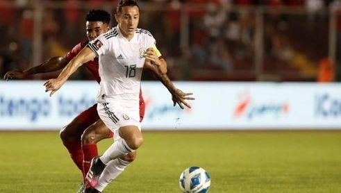 México empata un intenso partido con Panamá en el que Guardado disputó la segunda mitad (1-1).