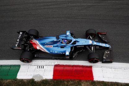 Alonso cae en segunda ronda (Q2) y saldrá 13º en la clasificación al esprint