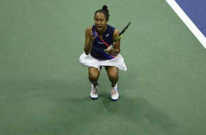 Fernández gana a Sabalenka y jugará su primera final del Abierto y Grand Slam
